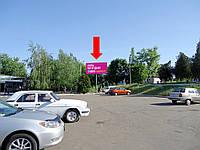 Купить рекламный Щит г. Александрия, Привокзальная пл., возле ж/д вокзала