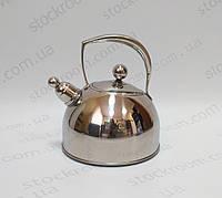 Чайник со свистком Krauff 26-202-013  ~ 2.5 л, фото 1