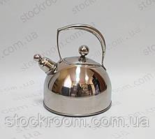 Чайник со свистком Krauff 26-202-013  ~ 2.5 л