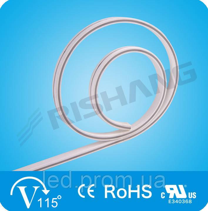 Гибкий Неон RISHANG 2835-120-24V-IP66 7,2W 180Lm 3000K (RX16C0TD-A Slim)
