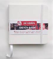 Блокнот для графики Talens Art Creation 12*12см 80л 140г/м белая обложка