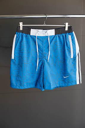 Мужские шорты Nike.Плащевка , фото 2