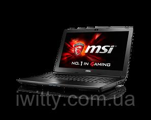 """Ноутбук MSI 15.6""""GL62 6QF (GL626QF-628US), фото 2"""