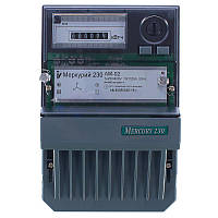 Электросчетчик Меркурий - 230 AM-02 (10-100А) Т1 трехфазный однотарифный