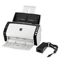 Fujitsu fi-6240 Высокопроизводительный сканер документов в комплекте с блоком питания.