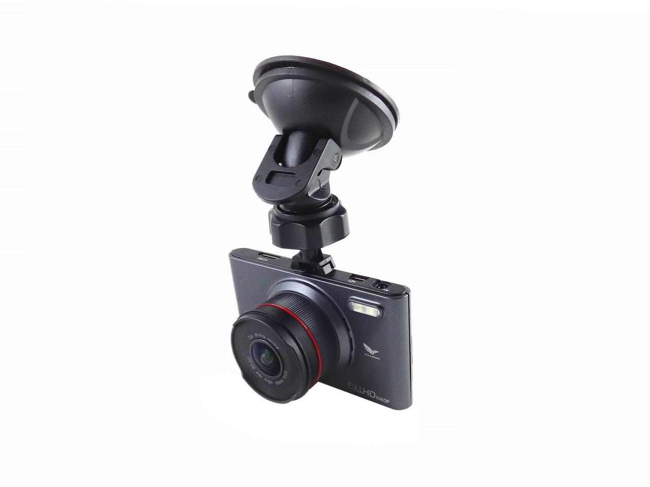 Видеорегистратор Falcon HD55-LCD, FullHD