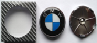 Комплект колпачков в колесные диски BMW 68,5 мм/ 66 мм