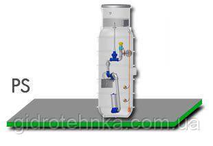 Канализационная станция РS HYDRO-VACUUM перекачки стоков