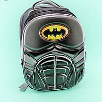 Школьный рюкзак ортопедический Batman 3D рисунок