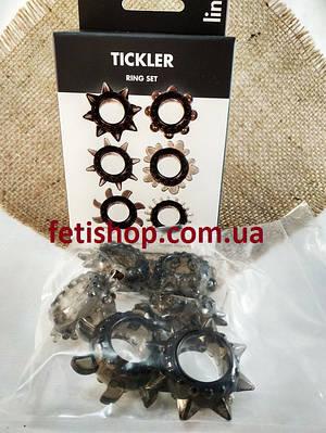 Набор эрекционных колец Tickler