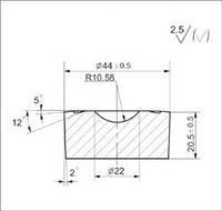 Заготовка матрицы для синтеза алмазов 161.027-03