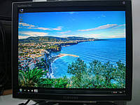 Монитор Samsung 730bf диагональ 17 дюймов (DVI, VGA), фото 1