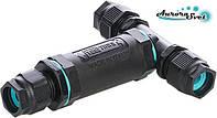 Герметичный разветвитель кабеля IP68. 2-3-4 полюса. Водонепроницаемый соединитель герметичный. Защита от воды.
