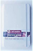 Блокнот для графики Talens Art Creation 13*21см 80л 140г/м белая обложка