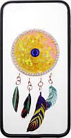 Чехол-накладка TOTO TPU Case Decorative Stones IPhone 6 Plus/6S Plus Dreamcatcher Black, фото 1