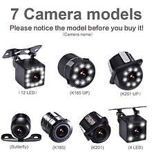 Камеры для парковки (передние и задние)