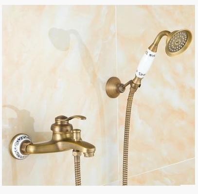 Смеситель для ванной комнаты 2-041