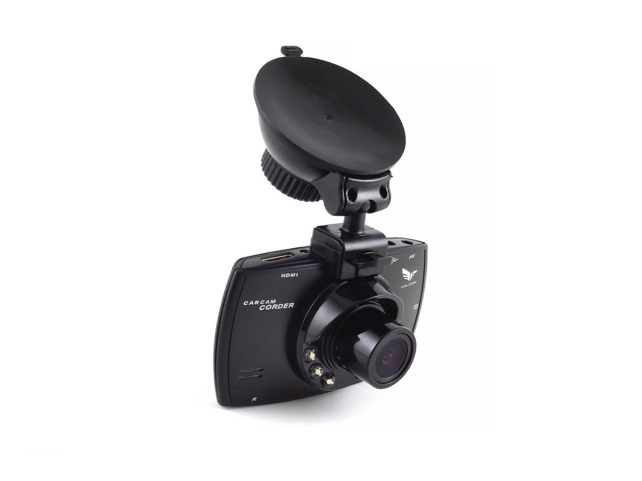 Видеорегистратор Falcon HD51-LCD, FullHD