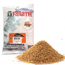 Прикормка Fanatik Солодкий Карась, 1 кг