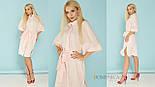 Женское стильное платье-рубашка свободного кроя (расцветки в ассортименте), фото 2