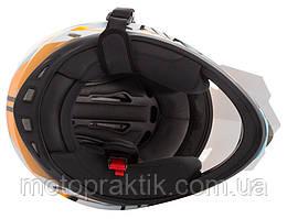 GEON 615 Внутренняя обшивка шлема, XXL (63-64)