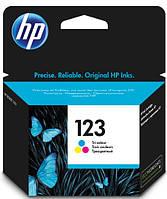 Картридж HP №123 DJ 2130 (F6V16AE) Color