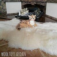 Игрушка персидский кот