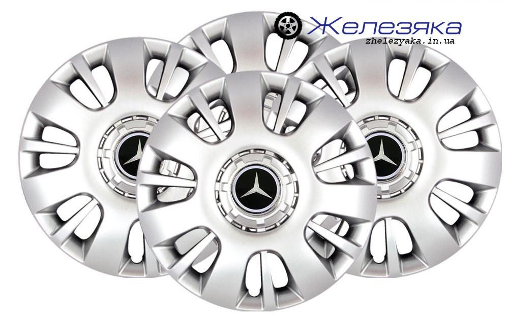 Колпаки на колеса R16 SKS/SJS №407 Mercedes-Benz
