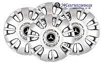 Колпаки на колеса R16 SKS/SJS №407 Mercedes-Benz, фото 1