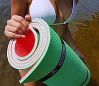 Коврик (каремат) универсальный для спорта и туризма OSPORT Profi 8мм (FI-0122)