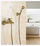 Смеситель для ванной комнаты в бронзе 2-042, фото 2