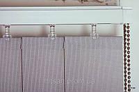 Жалюзи вертикальные БАЛИ Серебро производство под заказ