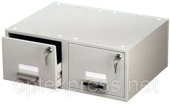 Бокс CARD INDEX BOX A5 DUO DURABLE