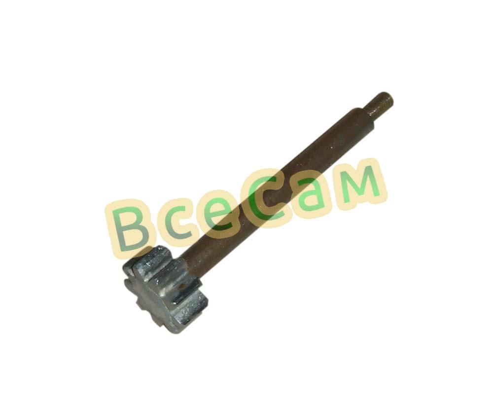Вал-шестерня сепаратора с маслобойкой РЗ-ОПС-М