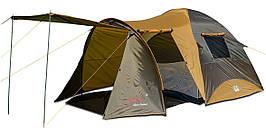 Палатка 4-х местная Mimir X-1036 (430x260x180 см)