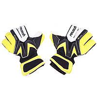 Взрослые вратарские перчатки Reusch Latex (реплика)