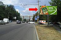 """Щит г. Днепропетровск, Запорожское шоссе ул., подстанция, в сторону ТЦ """"ДАФИ"""""""