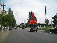 Щит г. Днепропетровск, Воронцова пр-т, 17, в сторону пр-т Газеты Правды