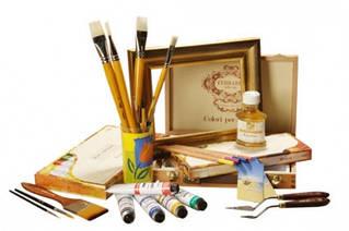 Сопутствующие товары для рисования