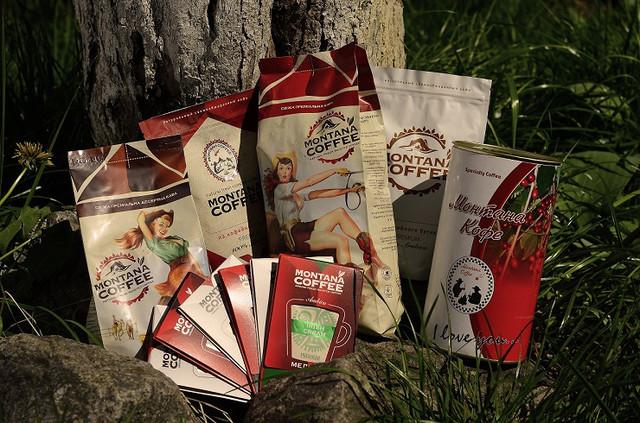 montana coffee ассортимент фото