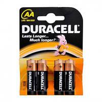Батарейки Duracell пальчиковые АА (LR6)