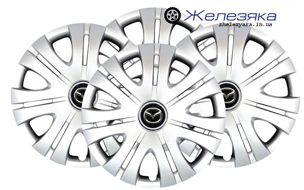 Колпаки на колеса R16 SKS/SJS №408 Mazda