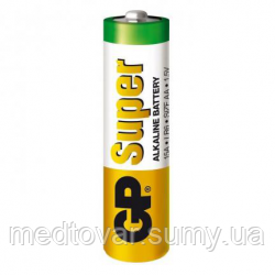 Батарейка GP AA Super Alkaline