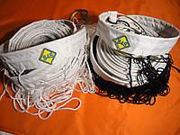 """Волейбольная сетка с тросом диаметром 4мм. металлополимерным. Шнур 2,5мм., для волейбола """"Эконом 15"""""""