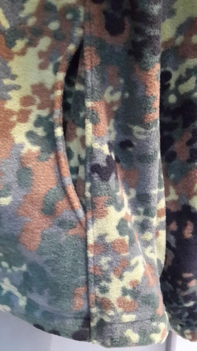 Флисовая кофта Flectarn Camo