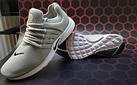 Кроссовки мужские Nike presto, серые