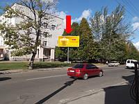 Щит г. Житомир, 1-го Мая ул. / ул. И. Франка, возле гор. поликлиники №1