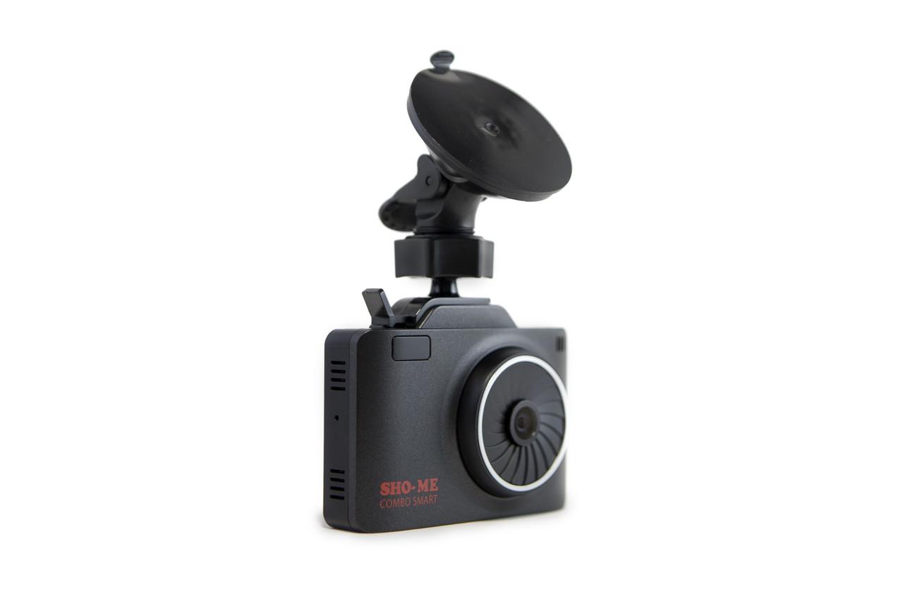 Видеорегистратор Combo SMART с антирадаром, Full HD