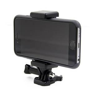 Крепление на телефон с переходником для аксессуаров и крепление экшн камер GoPro,Xiaomi,SJCam