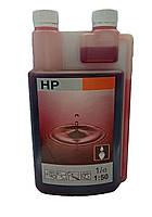 Масло для двухтактных двигателей HP дозатор